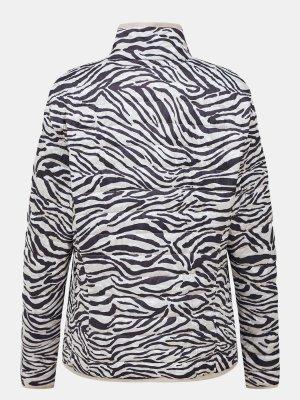 Двусторонняя куртка Basler. Цвет: multikolor