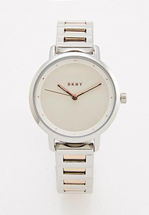 Комплект DKNY NY2643. Цвет: серебряный