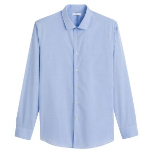 Рубашка LaRedoute. Цвет: белый
