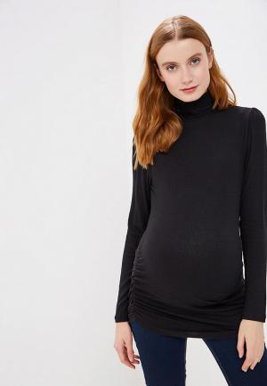 Водолазка Gap Maternity. Цвет: черный