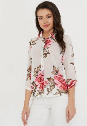Блуза Sartori Dodici. Цвет: белый