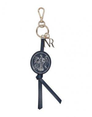 Брелок для ключей NINA RICCI. Цвет: темно-синий