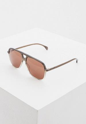 Очки солнцезащитные Gucci GG0545S 005. Цвет: серый