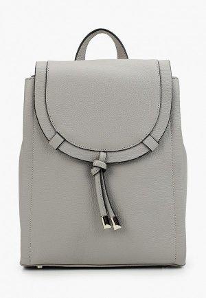Рюкзак Labbra. Цвет: серый