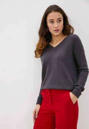 Пуловер Rodier. Цвет: серый
