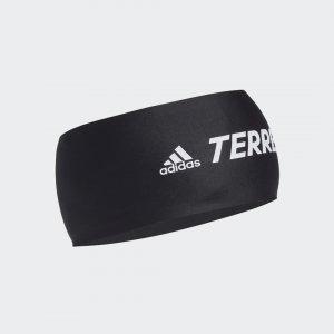 Повязка на голову Terrex Trail adidas. Цвет: черный