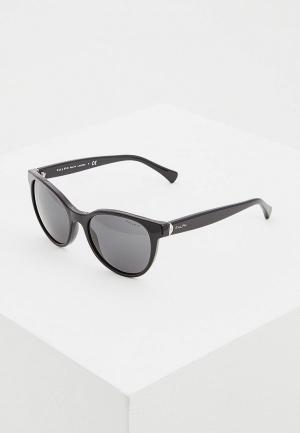 Очки солнцезащитные Ralph Lauren RA5250 500187. Цвет: черный