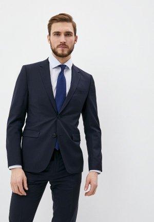 Пиджак Hugo AldonS. Цвет: синий