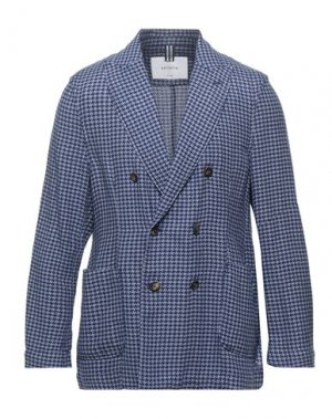 Пиджак BAGUTTA. Цвет: синий