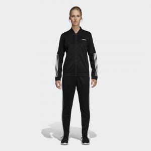 Спортивный костюм Back 2 Basics Performance adidas. Цвет: черный