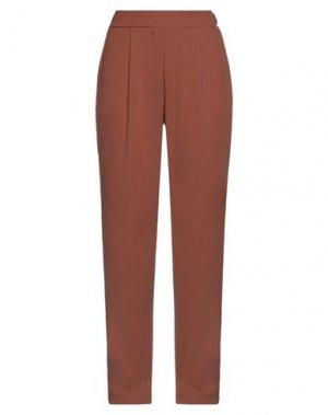 Повседневные брюки B.YU. Цвет: желто-коричневый