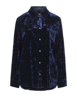 Pубашка TOGA PULLA. Цвет: темно-синий