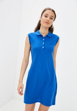 Платье Galvanni. Цвет: синий