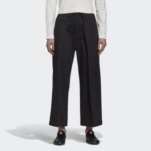 Укороченные брюки Y-3 CL by adidas. Цвет: черный