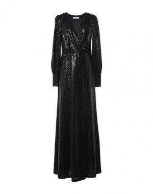 Длинное платье BEATRICE .b. Цвет: черный