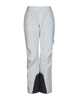 Повседневные брюки HAGLÖFS. Цвет: светло-серый
