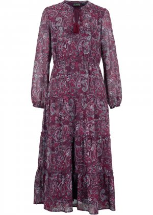 Платье bonprix. Цвет: лиловый