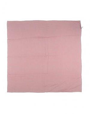 Платок BEGG & CO. Цвет: пастельно-розовый
