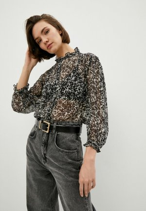 Блуза Ba&Sh. Цвет: разноцветный