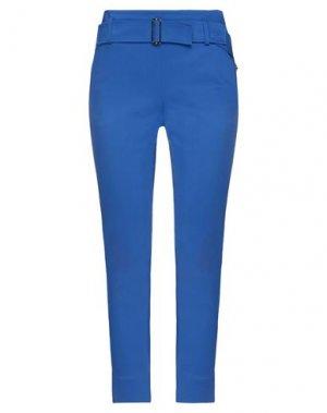 Повседневные брюки ATOS LOMBARDINI. Цвет: ярко-синий
