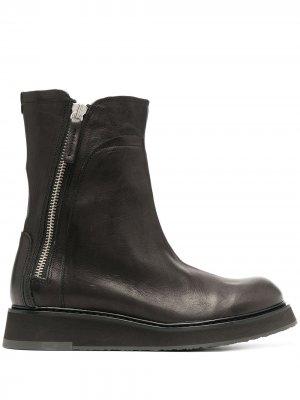 Массивные ботинки Cinzia Araia. Цвет: черный