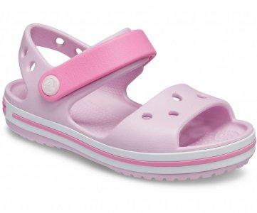 Сандалии детские CROCS ™ Crocband™ Sandal Kids Ballerina Pink арт. 12856. Цвет: ballerina pink