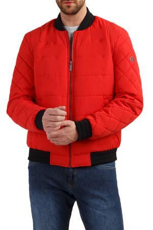 Куртка Finn Flare. Цвет: 300 red
