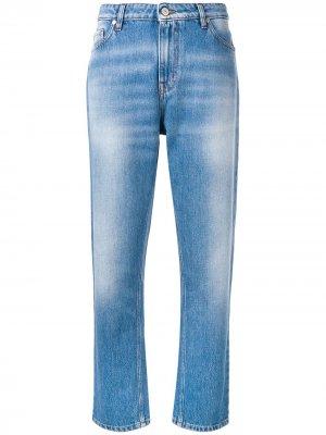Прямые джинсы PS Paul Smith. Цвет: синий