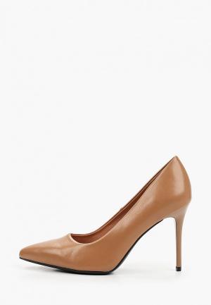Туфли Betsy. Цвет: коричневый