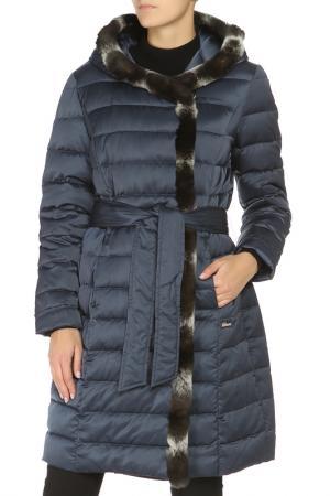 Пальто STEILMANN. Цвет: темно-синий