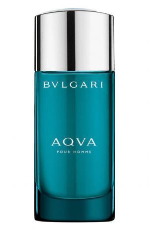 Туалетная вода Aqva Pour Homme BVLGARI. Цвет: бесцветный