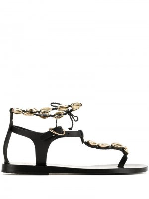 Сандалии Chrysso с ракушками Ancient Greek Sandals