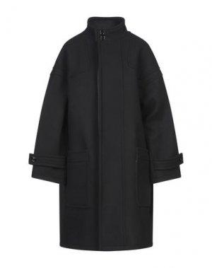 Пальто CELINE. Цвет: черный