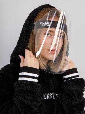 Защитный экран BSW Black Star Wear. Цвет: прозрачный