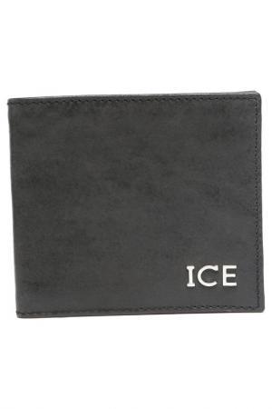Портмоне Ice Iceberg. Цвет: черный