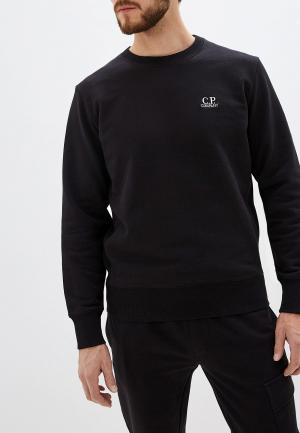 Свитшот C.P. Company. Цвет: черный