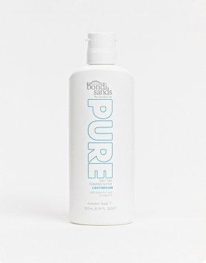 Пенка-автозагар светлого/умеренного оттенка Pure, 200 мл-Прозрачный Bondi Sands