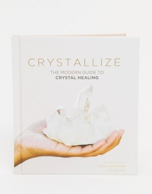 Книга Crystallize-Многоцветный Allsorted