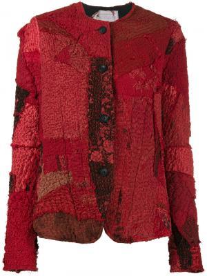 Куртка Yoni 19th century By Walid. Цвет: красный