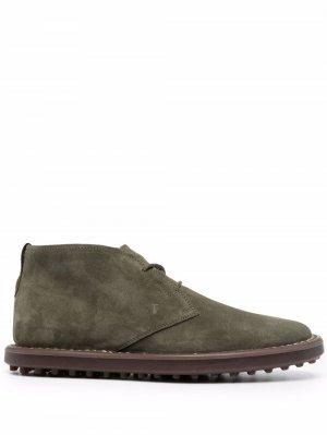 Tods ботинки дезерты Tod's. Цвет: зеленый