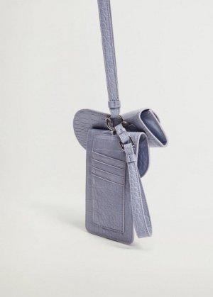 Чехол для телефона со съемными деталями - Costa Mango. Цвет: сиреневый