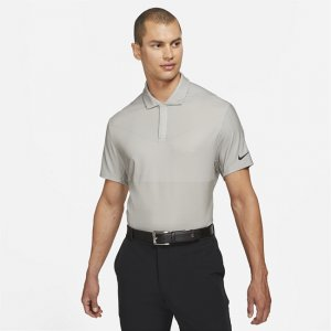 Мужская рубашка-поло для гольфа Dri-FIT ADV Tiger Woods - Белый Nike