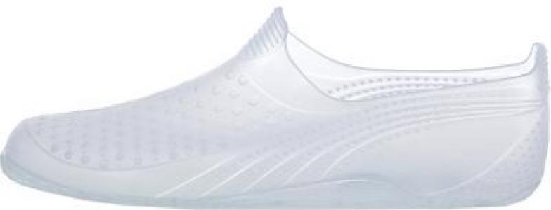 Тапочки коралловые Tachion, размер 40 Joss. Цвет: белый
