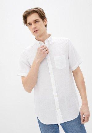Рубашка Gant. Цвет: белый