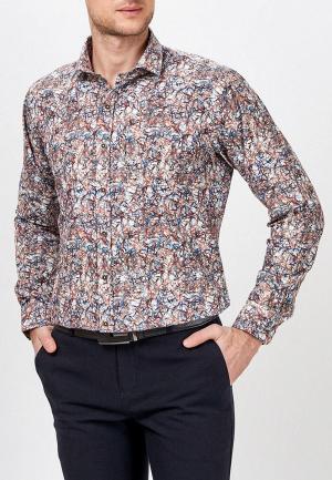 Рубашка Paspartu. Цвет: разноцветный