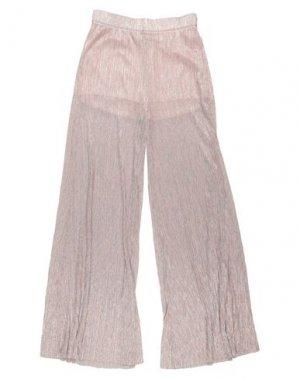 Повседневные брюки ATOS LOMBARDINI. Цвет: розовое золото