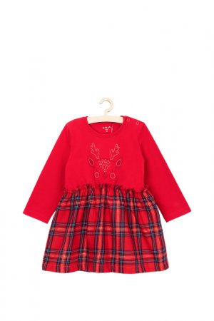 Платье 5.10.15.. Цвет: красный