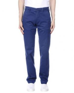 Повседневные брюки BALDESSARINI. Цвет: синий