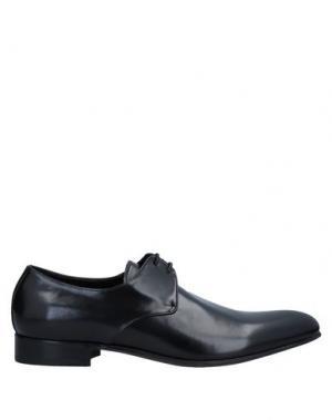 Обувь на шнурках FRANCESCO. Цвет: черный