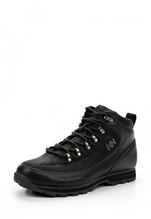 Ботинки Helly Hansen THE FORESTER. Цвет: черный